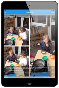 Sample Evidence of Learning - Outdoor