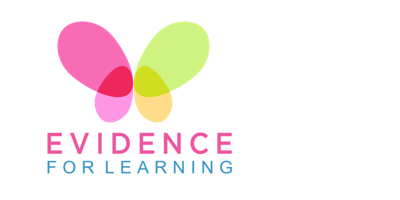 Evidence for Learning