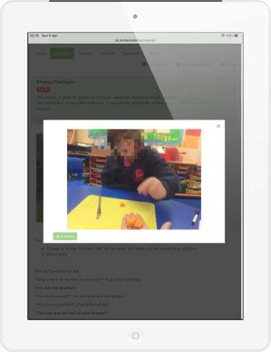 Example of a Video Activity