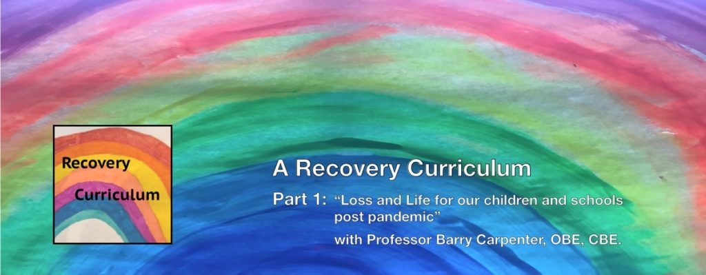 LearningShared Episode 1: A recovery curriculum Part 1