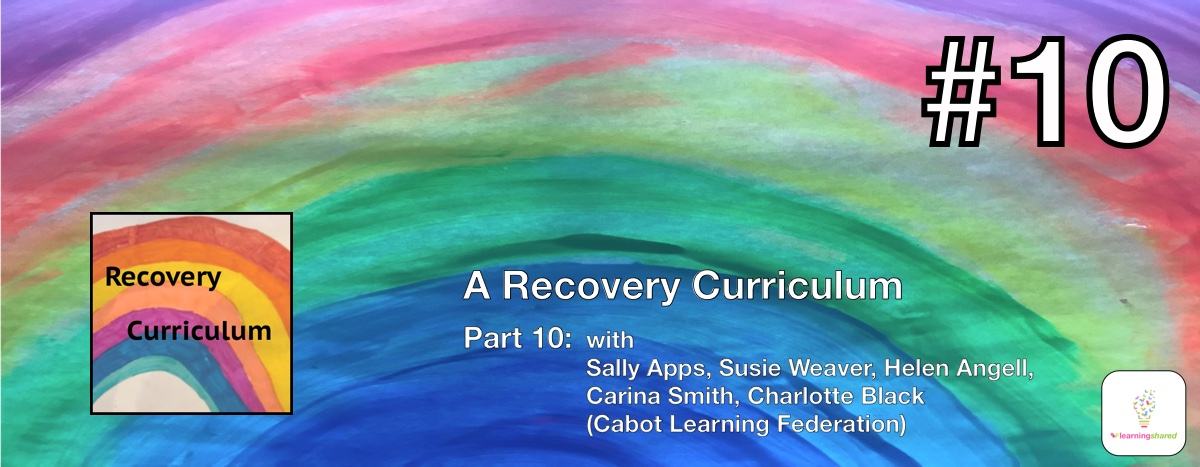 LearningShared Episode 10 with Sally Apps, Susie Weaver, Helen Angell, Carina Smith and Charlotte Black Cabot Learning Federation