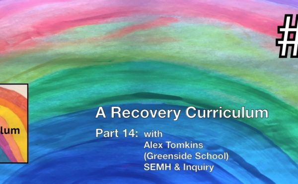 LearningShared Episode 14 with Alex Tomkins from Greenside School - Looking at SEMH and Inquiry