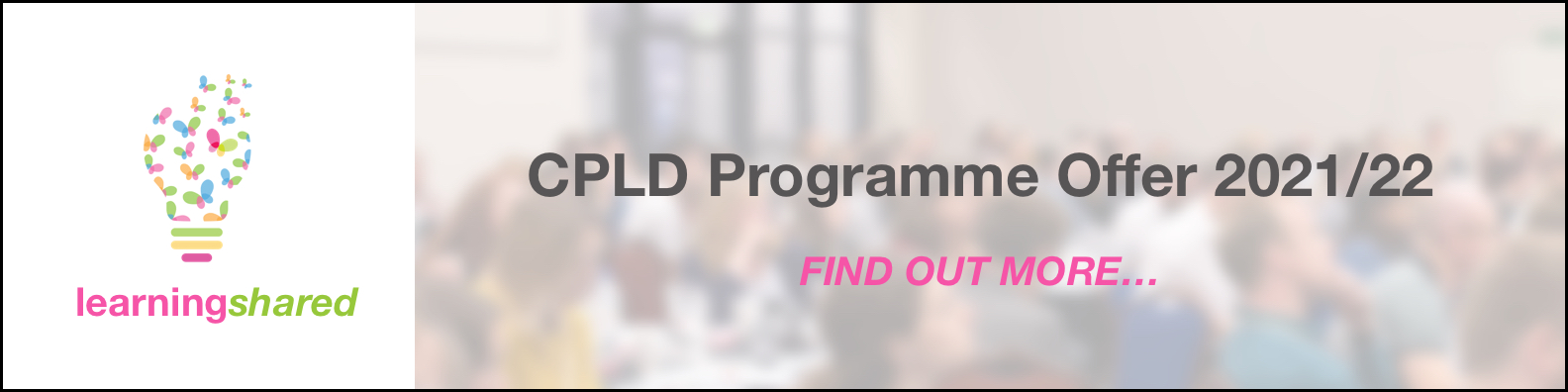 LearningShared CPLD Programme Offer 2021 to 2022